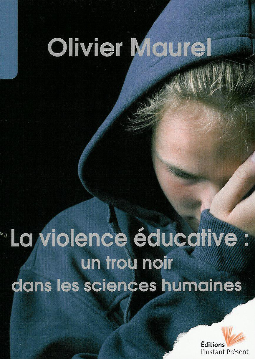 """Visuel de """"La violence éducative : un trou noir dans les sciences humaines"""""""